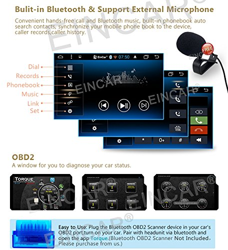 Wireless Camera include Quad-core Stereo Autoradio Double din Android 6 0  Marshmallow Autoradio Bluetooth GPS Navigation Headunit support Dual-Camera